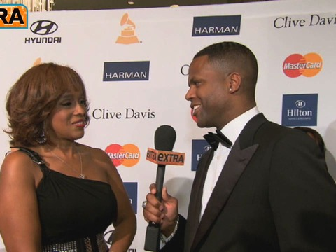 Video! The Grammy After-Parties Run on Dunkin'