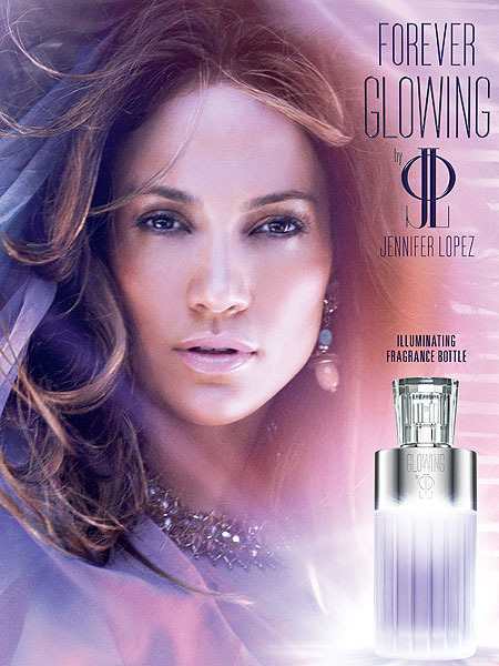 Jennifer Lopez Launches New Fragrance