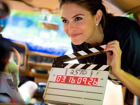 Trailer! Maria Menounos in 'Adventures of Serial Buddies'