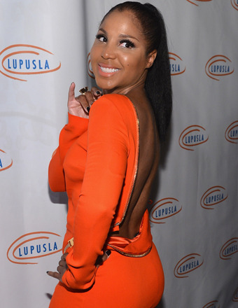 Toni Braxton Retiring from Music -- She Wants to Act!