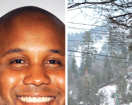 Dorner Update: Charred Human Remains Found in Burnt-Out Cabin