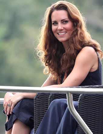 Royal Rumble: Tizzy Over Kate Middleton's Baby Bump Bikini Photos