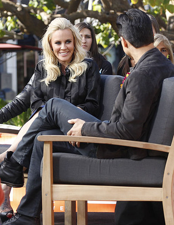 Jenny McCarthy on Looking Fit for Photo Shoots: 'The Soup Diet'