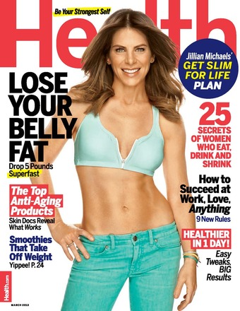 Jillian Michaels on the 'Most Rocking Bodies' in Hollywood