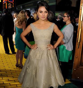 Mila Kunis Talks 'Fifty Shades of Grey' Casting Rumors