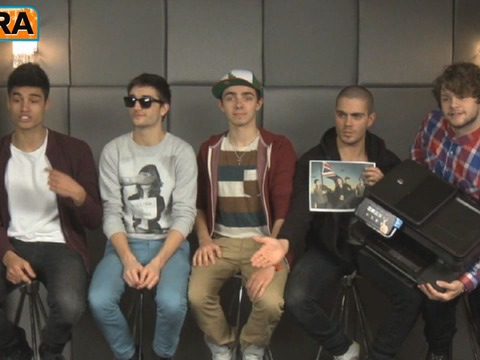 Valentine's Day Contest: Meet The Wanted!