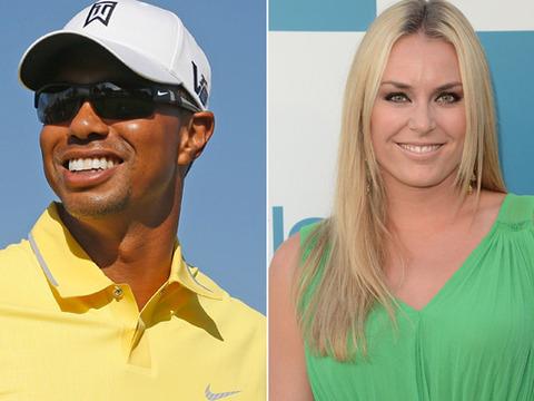 Report: Tiger Woods, Lindsey Vonn Still Going Strong