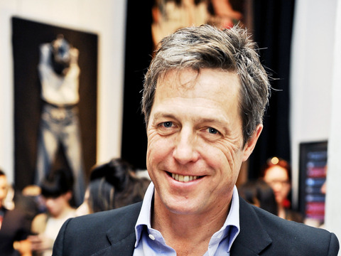 Hugh Grant Is a Dad!