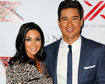 Courtney and Mario Lopez Expecting Baby No. 2!