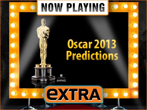 Now Playing -- Oscars 2013 Predictions