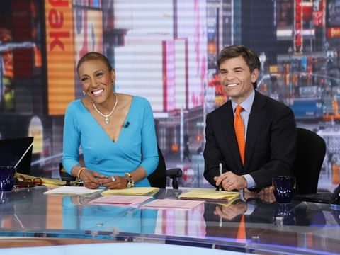 Robin Roberts Returns to 'GMA' with Warm Wishes from the Obamas