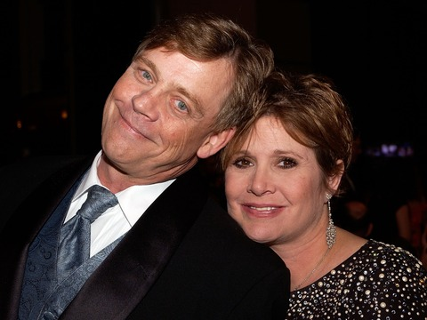 Extra Scoop: Will Hamill and Fisher Return for the New 'Star Wars' Films?