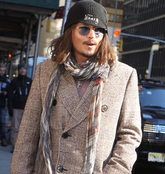 Johnny Depp Recalls Close Call on 'Lone Ranger' Set