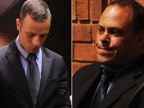 Lead Oscar Pistorius Detective Faces 7 Counts of Attempted Murder