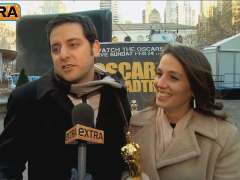 Video Diary! How Oscar Traveled from NYC to L.A.