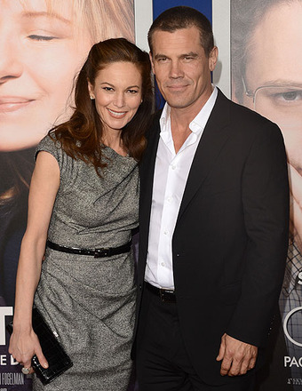 Diane Lane and Josh Brolin Divorce: Separated Day Before Valentine's Day