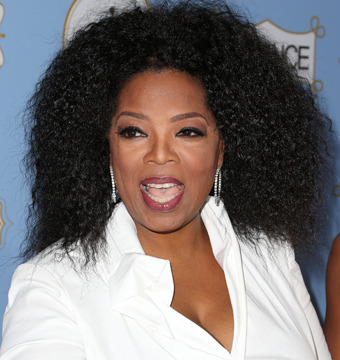 Essence Honors Oprah Winfrey with Power Award
