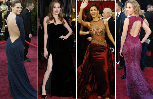 Fashion Flashback: Oscars Best-Dressed Women!