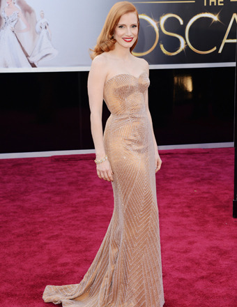 Pics! The 2013 Oscars Red Carpet