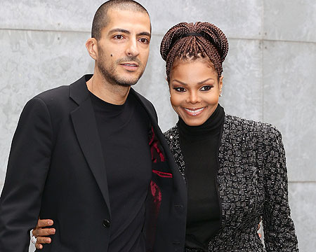 It's Official! Janet Jackson Is Married to Wissam Al Mana
