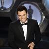 Seth MacFarlane's Cat Loved His Oscars Performance