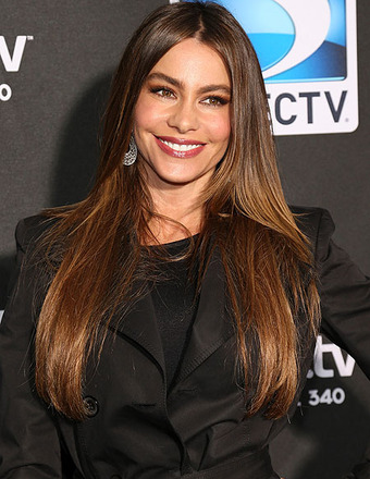 Sofia Vergara on Illness: Just the Flu, All Better Now