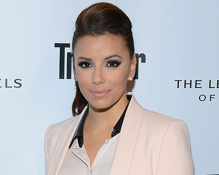 Eva Longoria Kicking Butt in Her New Short Film