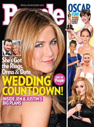 Jennifer Aniston Sets Wedding Date, Still Deciding on Dress!