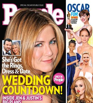 Jennifer Aniston Sets Wedding Date, Still Deciding on Dress!