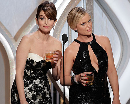 Sorry, Folks, Tina Fey Says 'No Way' She'll Ever Host the Oscars