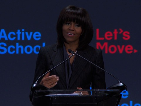 Nike Joins Michelle Obama in Bringing Physical Activity Back to Schools