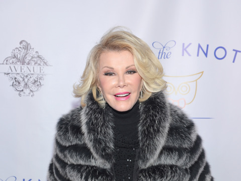 Joan Rivers on Heidi Klum/Holocaust Joke: 'That's My Humor'