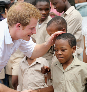 Prince Harry Hopes Princess Diana 'Would Be Proud' of His Charity Work