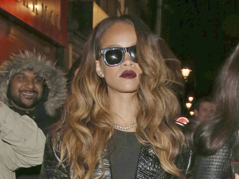 Rihanna Files Restraining Order Against Alleged Stalker