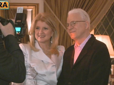 Video! Arianna Huffington Celebrates 'Intelligent Governance for the 21st Century'