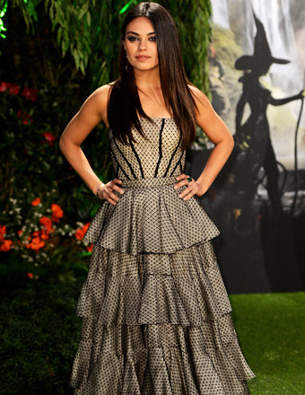 Mila Kunis Won't Star in 'Fifty Shades of Grey'