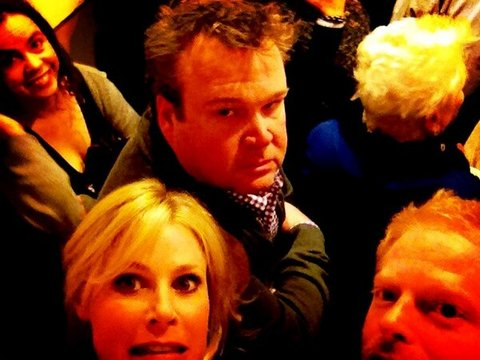 'Modern Family' Stars Stuck in Hotel Elevator