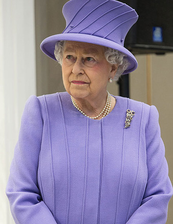The Queen Hospitalized, 'A Precautionary Measure'