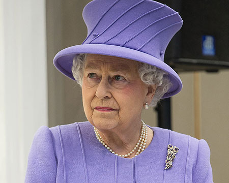 The Queen Hospitalized, 'A Precautionary Measure'