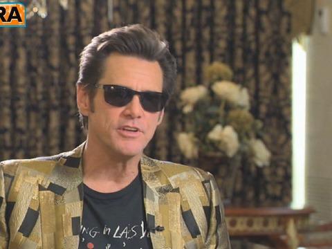 Jim Carrey is One Wild Las Vegas Act