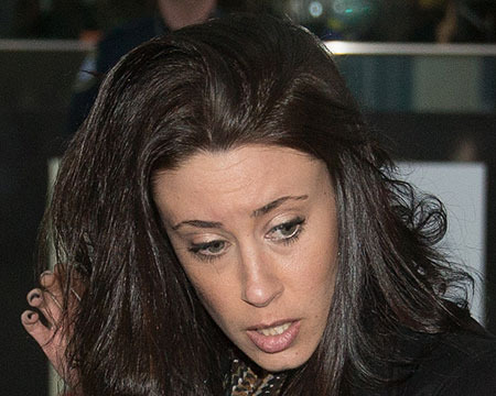 Casey Anthony's Bankruptcy Trustee: Sell Her Story to Pay Off Debt