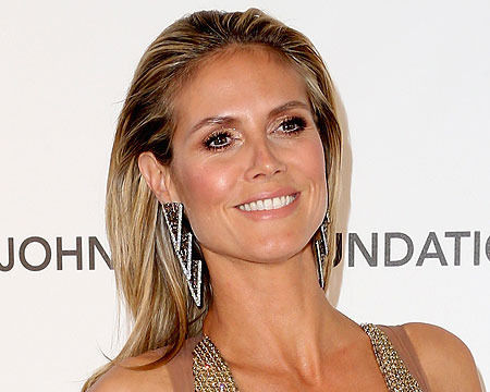 Heidi Klum to Judge on 'America's Got Talent'
