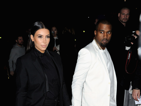 Kimye in Paris, New Pics from Nude Photo Shoot Revealed