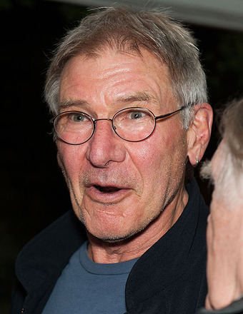 Harrison Ford Joins Cast of 'Anchorman 2'