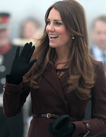 Is Kate Middleton Having a Girl?