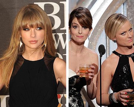 Celebri-Feud: Taylor Swift Slams Tina Fey and Amy Poehler