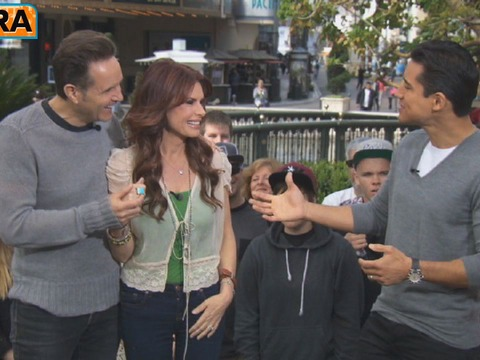 Roma Downey and Mark Burnett on 'The Greatest Story Ever Told'