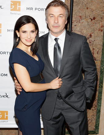 Exclusive! Hilaria and Alec Baldwin Expecting a Girl