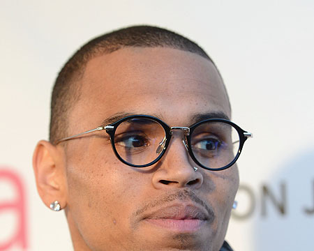 Chris Brown Explodes Over $10 Parking Charge