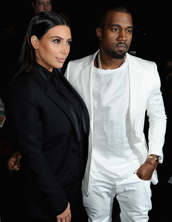 Kardashian Baby Name: Kim and Kanye West Considering North ...